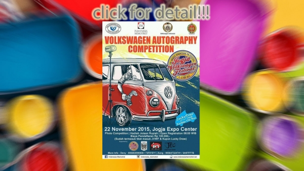 Lomba foto 'Volkswagen Autography Competition'